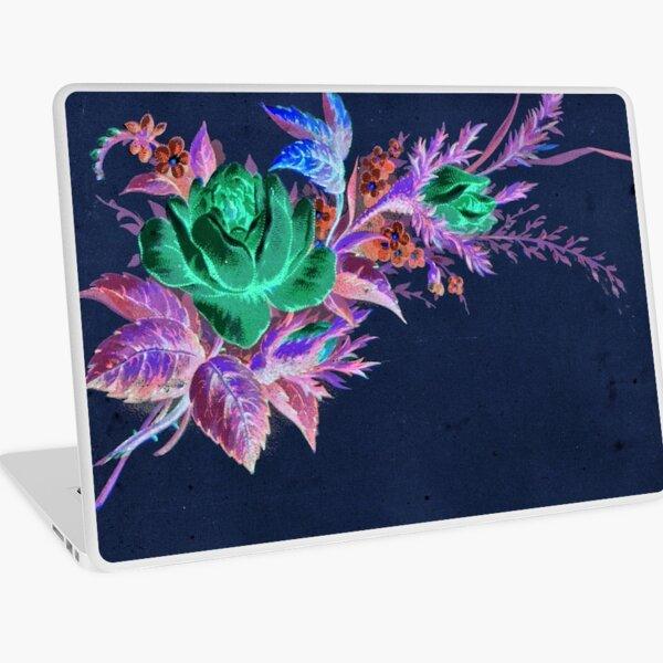 Dark Bouquet Laptop Skin