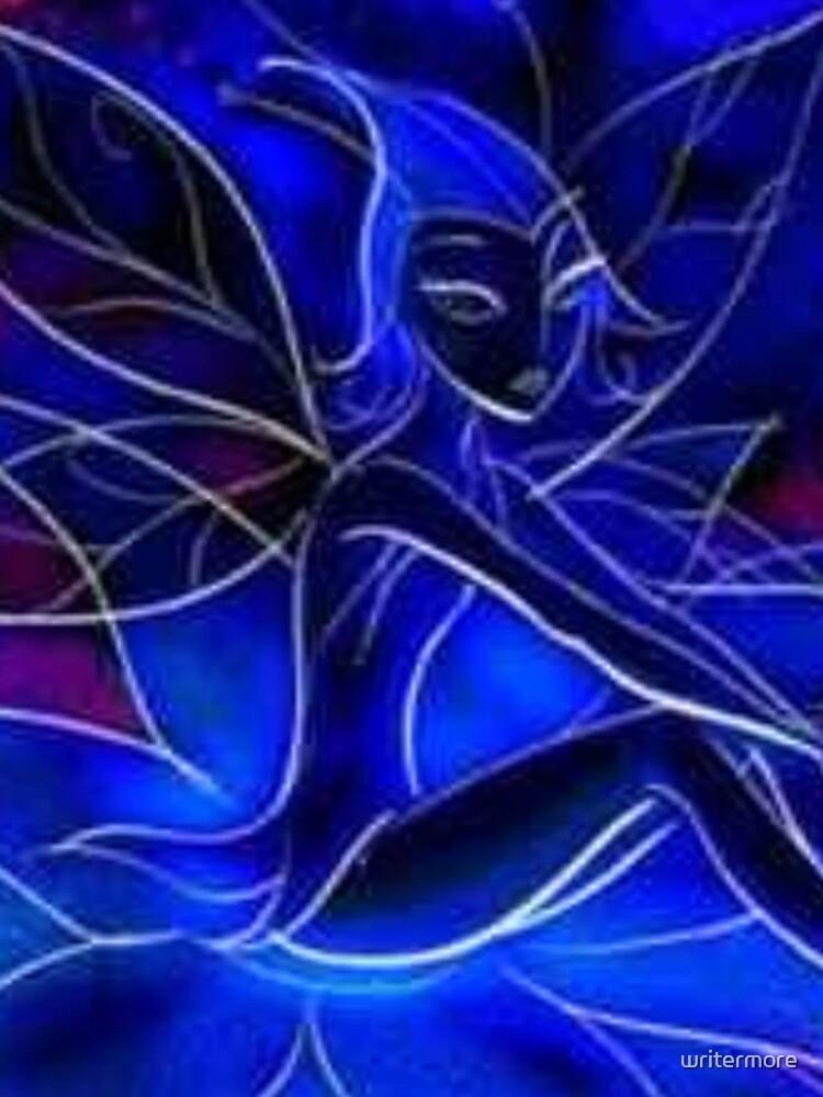 Dark Fairy by writermore