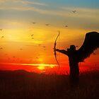 Samurai Angel by mtforlife66