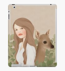 Brother and Sister iPad Case/Skin