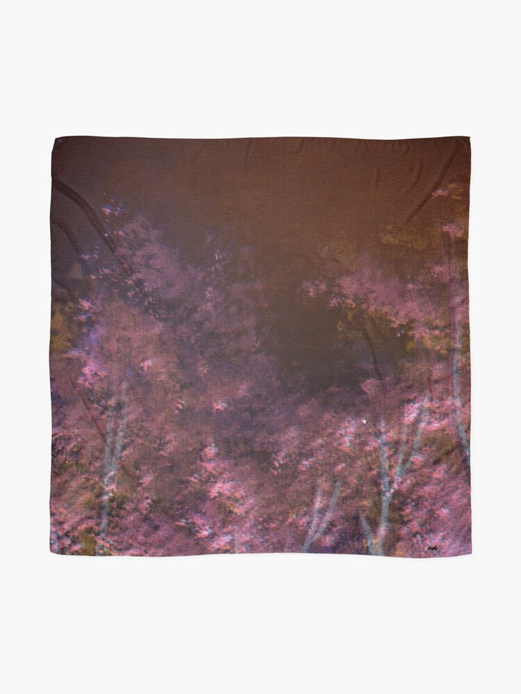Alternate view of Ghostly Nights #100 Scarf