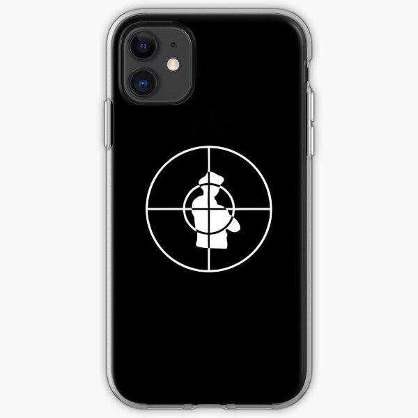 Public Enemy Logo iPhone Soft Case