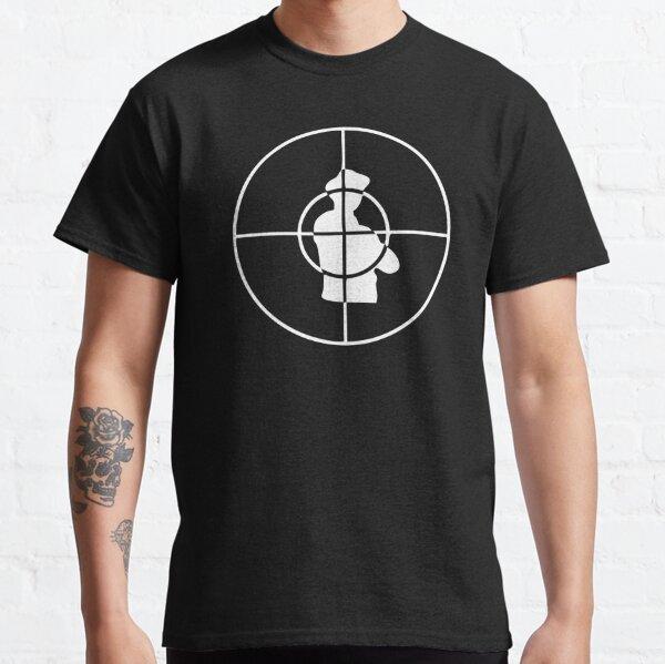 Public Enemy Logo Classic T-Shirt