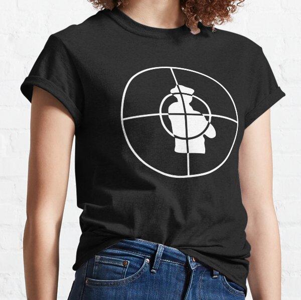 Logo de l'ennemi public T-shirt classique