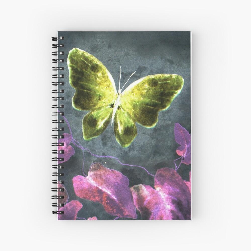 Dreams of Butterflies Spiral Notebook