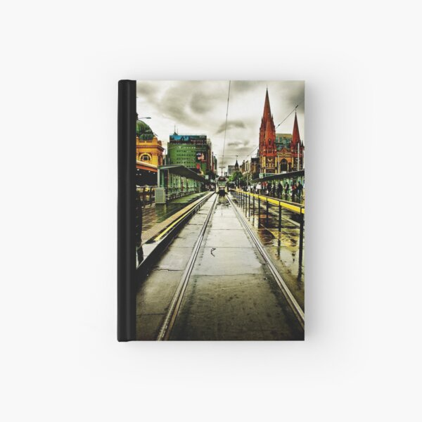 Princes Bridge Hardcover Journal