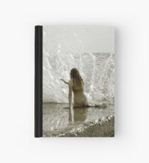 Playing the Water Harp Hardcover Journal