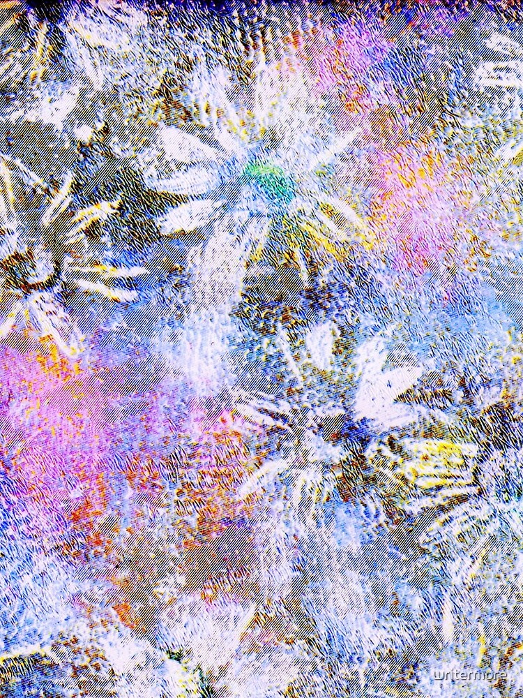 Chaotic Daisies by writermore