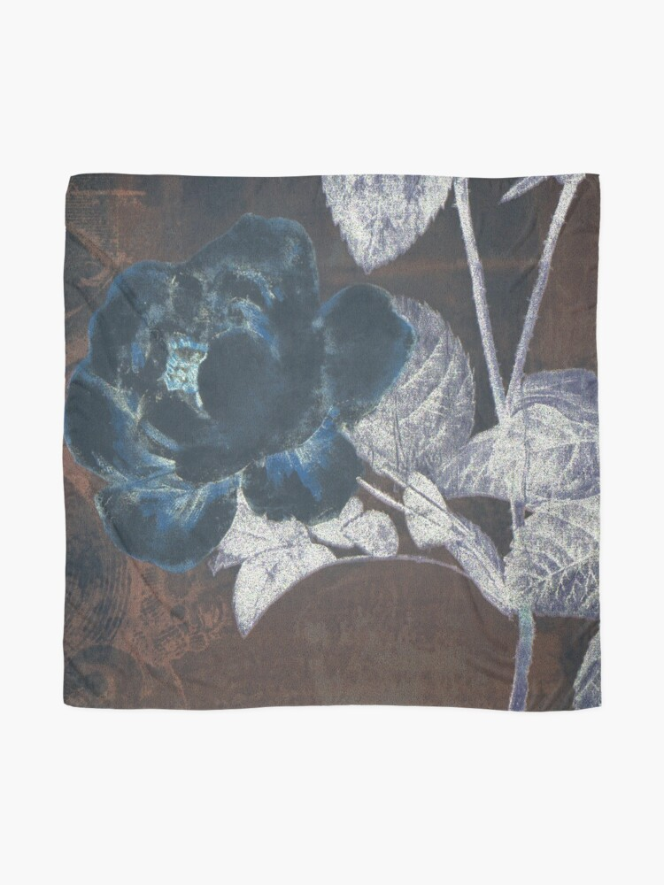 Alternate view of Darkest Rose Scarf