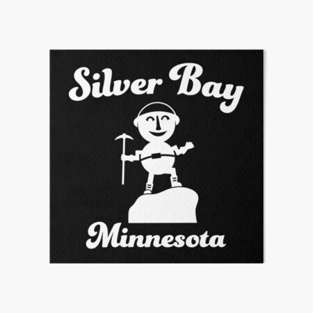 Rocky Taconite, Silver Bay, Minnesota Art Board Print