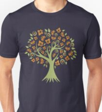 Butterfly Tree T-Shirt