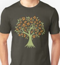 Butterfly Tree Unisex T-Shirt