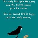 The Early Bird by Nebsy