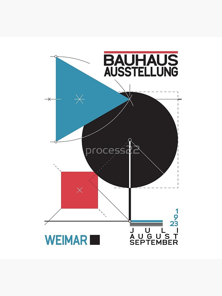 Bauhaus#8 by process22