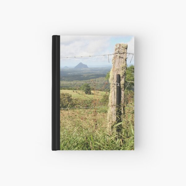 The Fence Hardcover Journal