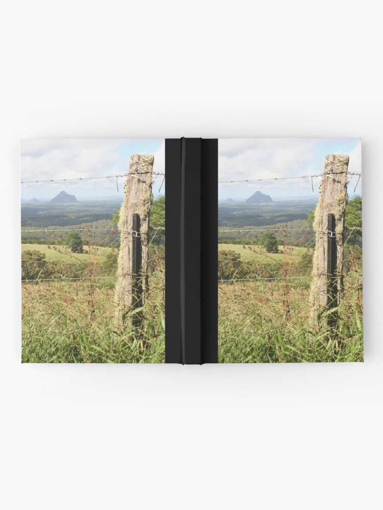 Alternate view of The Fence Hardcover Journal