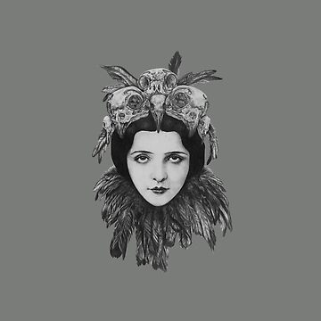 Flapper Girl by superkickparty