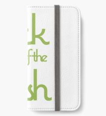 Luck of the Irish iPhone Wallet/Case/Skin