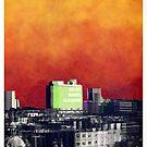 Celtic Makes Glasgow  by madebyfrankie
