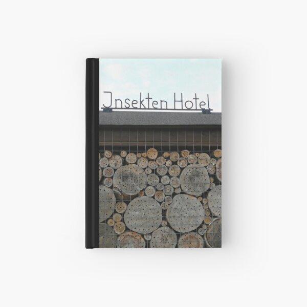 Insekten Hotel... Hardcover Journal