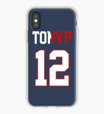 Limited Edition Tom Brady Super Bowl MVP, Tb12, New England Patriots Shirts, Mugs & Hoodies iPhone Case