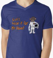 Mr Ham Men's V-Neck T-Shirt