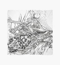 Multi-Dimensional Snake Eye - Illustration Scarf
