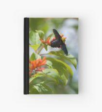 Bee in flight Hardcover Journal