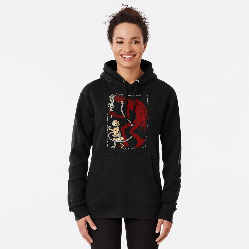 Krampus 2 Pullover Hoodie