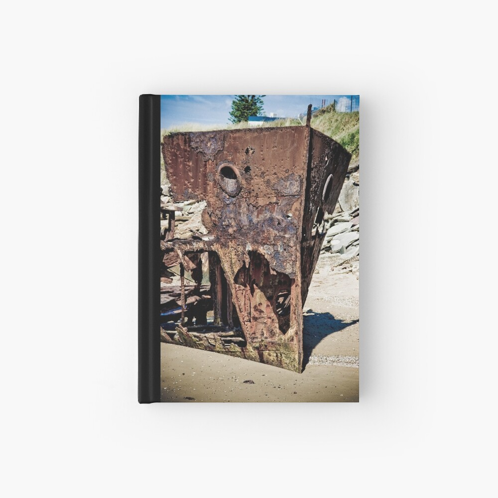 HMQS Gayundah Hardcover Journal