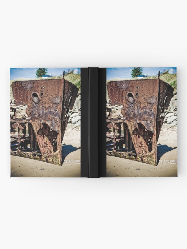 Alternate view of HMQS Gayundah Hardcover Journal