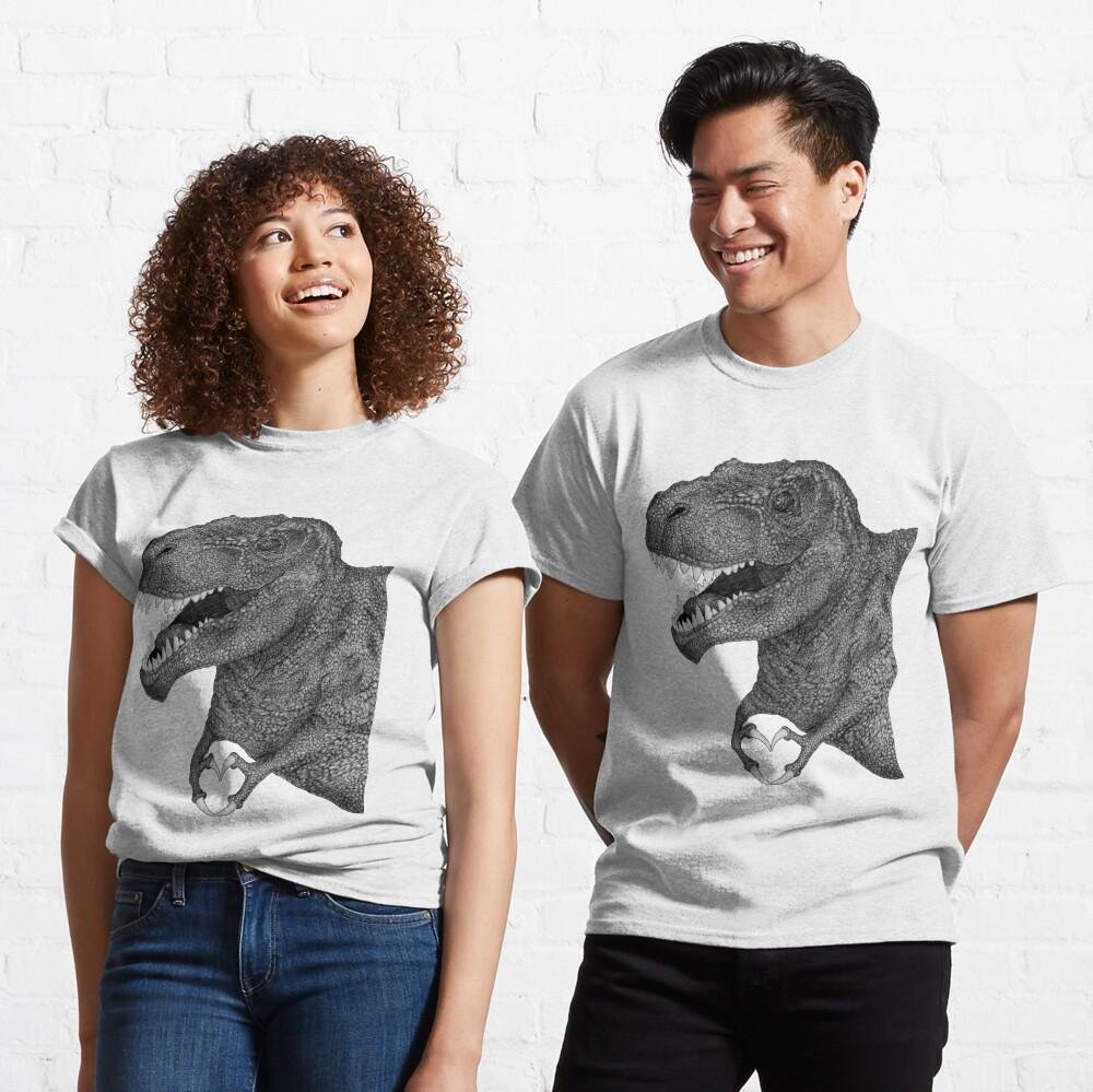 Dino Love Classic T-Shirt
