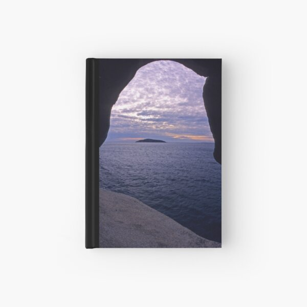 Sparrow Cave Hardcover Journal