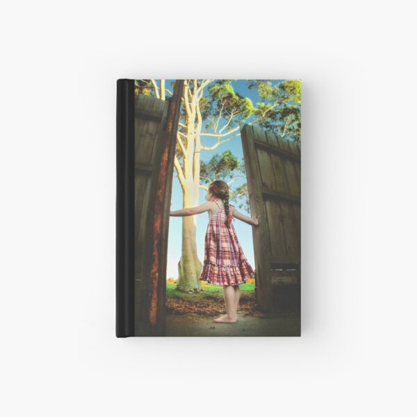 Escape... Hardcover Journal