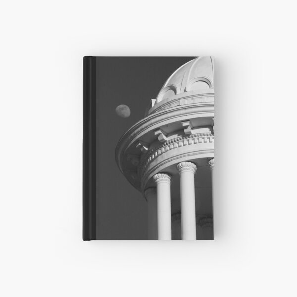 Moon Dome Hardcover Journal
