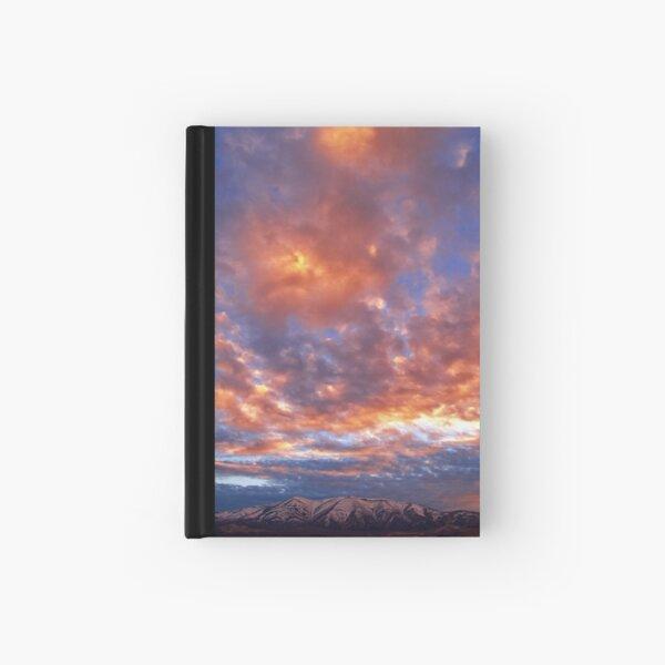 Peavine Blue Hardcover Journal
