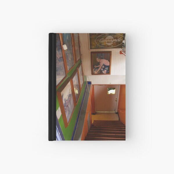 DGN - The Other Stairs Hardcover Journal