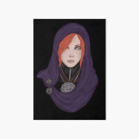 Sister Nightingale Art Board Print
