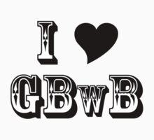 GBwB 'Love' Logo