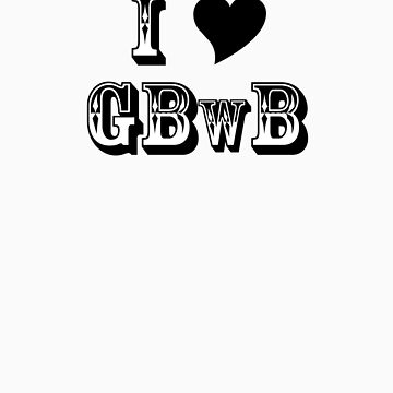 GBwB 'Love' Logo by gbwb