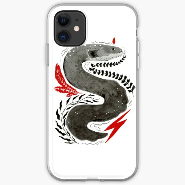 Electric Eel iPhone Soft Case