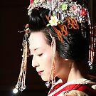 Tayu 太夫 by Jenny Hall