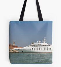 SEABOURN SPIRIT Tote Bag