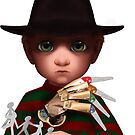 Freddy (Bitty Baddies) by Jody  Parmann
