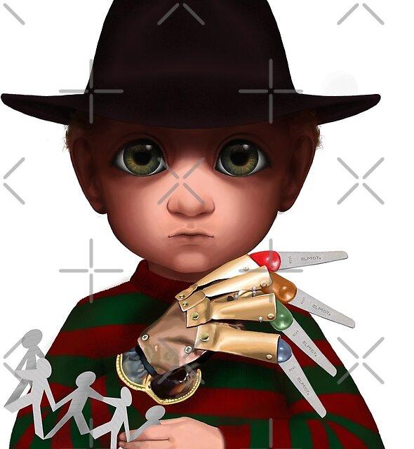Freddy (Bitty Baddies) by Jody  Parmann