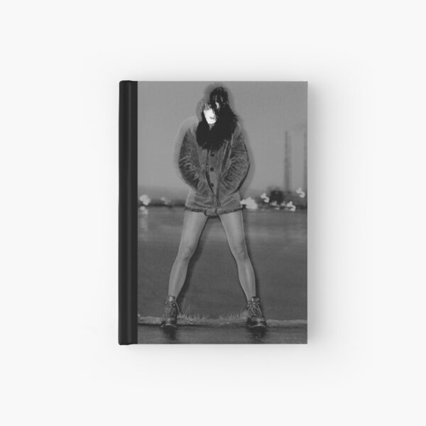 Michis legs and Dublin Bay Hardcover Journal