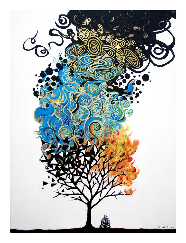 The World Tree by Timothy Parish