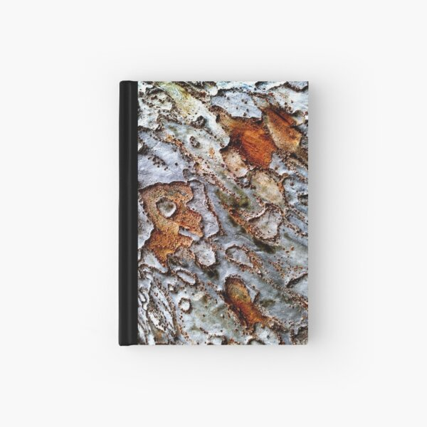 wooden rivers Hardcover Journal