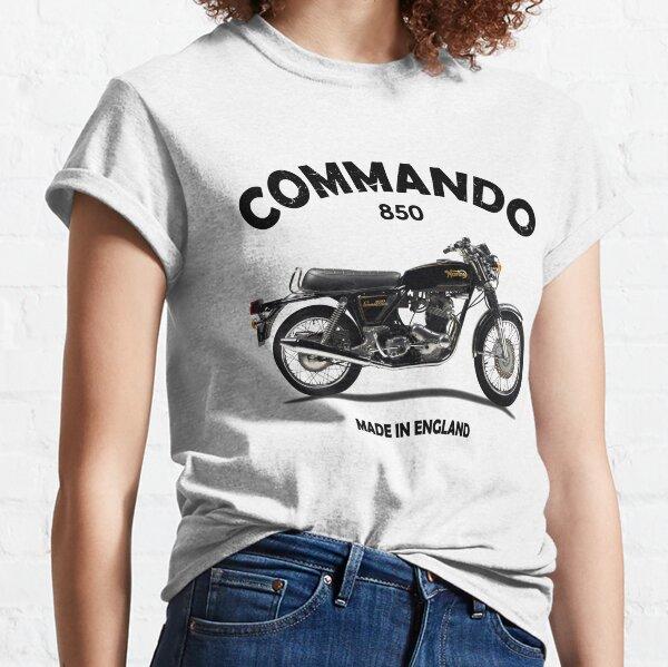 Moto classique Commando 850 T-shirt classique