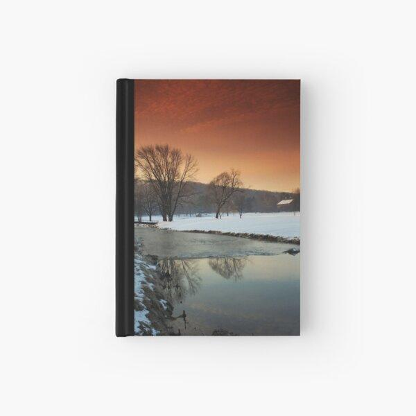 Morning On Saucon Creek #5 Hardcover Journal